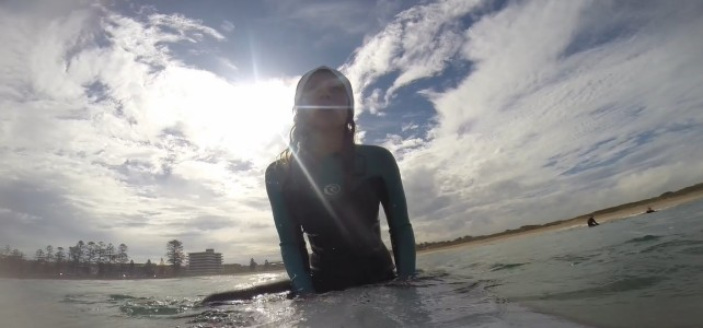 X-Mas-Surf-Video! Merry Christmas from Sydney!