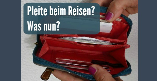 pleite beim reisen was nun takeoffandtravel