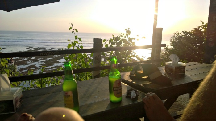 Sunset_Uluwatu