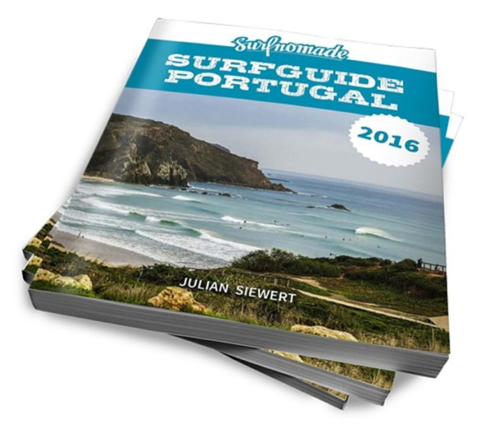 3D Cover Portugal Surfguide