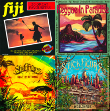Travelsoundtrack – Fiji /// Aug 2019